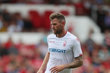 Daryl Murphy Nottingham Forest vs. AFC Bournemouth - Pre-Season Friendly