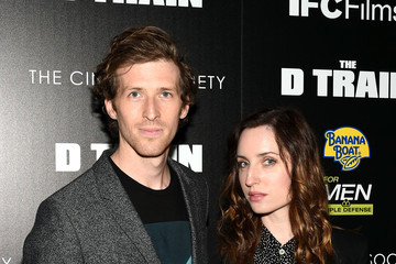 Daryl Wein Zoe Lister Jones New York Premiere Of IFC Films' 'The D Train' - Arrivals