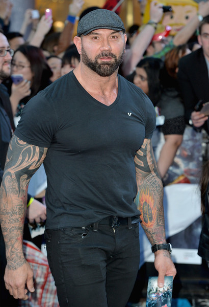 dave bautista married