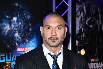 Dave Bautista 'Guardians Of The Galaxy Vol. 2.' - European Gala Screening