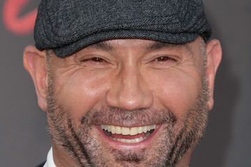 Dave Bautista Premiere of Disney and Marvel's 'Guardians of the Galaxy Vol. 2' - Arrivals