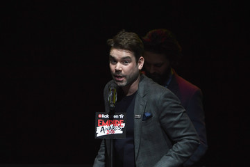 Dave Berry Rakuten TV EMPIRE Awards 2018 - Show