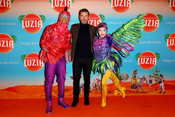 "Dave Berry Cirque Du Soleil's ""LUZIA"" At The Royal Albert Hall - Red Carpet Arrivals"