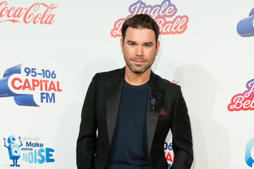 Dave Berry Capital's Jingle Bell Ball With Coca-Cola - Arrivals - Day 2