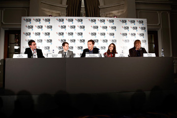 Dave Calhoun 'The Imitation Game' Press Conference — Part 2