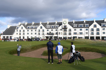 Dave Farrell Alfred Dunhill Links Championship - Day One