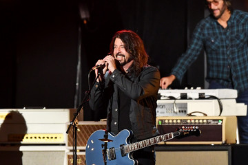 Dave Grohl Rami Jaffee 2020 Getty Entertainment - Social Ready Content