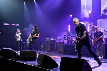 Dave Grohl Rami Jaffee 2021 iHeartRadio ALTer EGO