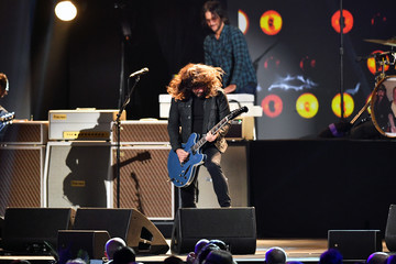 Dave Grohl Rami Jaffee 2020 MusiCares Person Of The Year Honoring Aerosmith - Show