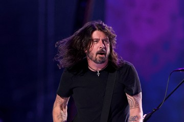 Dave Grohl Entertainment  Pictures of the Month - May 2021