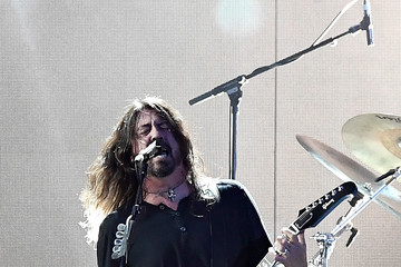 Dave Grohl The BRIT Awards 2018 - Show