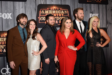 Dave Haywood Cassie McConnell Arrivals at the American Country Countdown Awards — Part 2