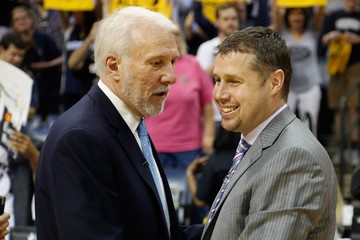 Dave Joerger San Antonio Spurs v Memphis Grizzlies - Game Four