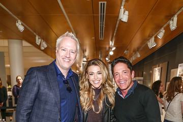 Dave Koz Rachel Platten Performs at Crate and Barrel in Los Angeles