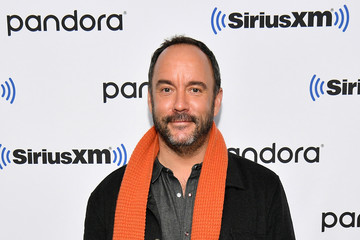 Dave Matthews Celebrities Visit SiriusXM - March 2, 2020