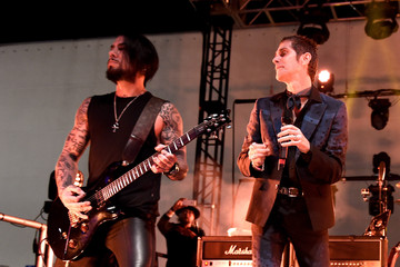 Dave Navarro Premiere of Warner Bros. Pictures' 'Entourage' - After Party