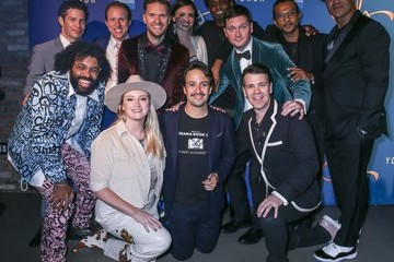 Daveed Diggs 'Freestyle Love Supreme' Opening Night