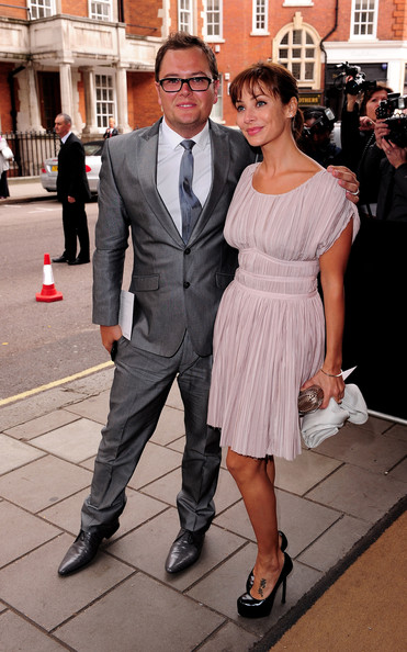 natalie imbruglia in david walliams amp lara stone wedding