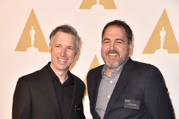 David Acord 88th Annual Academy Awards Nominee Luncheon - Arrivals