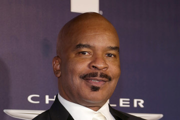 David Alan Grier NBCUniversal's 74th Annual Golden Globes After Party - Arrivals