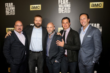 David Alpert Dave Erickson 'Fear the Walking Dead' Season 2 Premiere