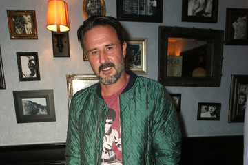 David Arquette 'As You Wish' Book Launch