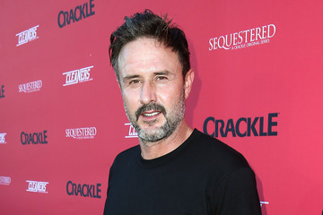 David Arquette Crackle's Summer Premieres Event — Part 2