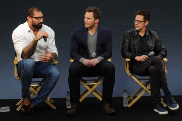 David Bautista Meet the FilmMakers: 'Guardians Of The Galaxy'
