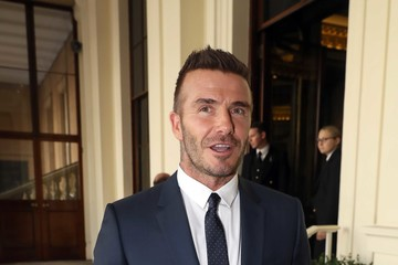 David Beckham Her Majesty Hosts The Final Queen's Young Leaders Awards Ceremony