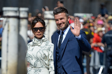 David Beckham European Best Pictures Of The Day - June 15, 2019
