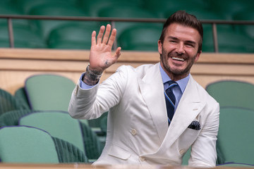 David Beckham Entertainment Pictures of The Week - July 12