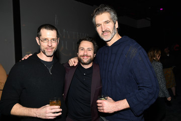 """David Benioff Premiere Of Apple TV+'s """"Mythic Quest: Raven's Banquet"""" - After Party"""