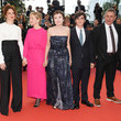 David Bennent 'Sink Or Swim (Le Grand Bain)' Red Carpet Arrivals - The 71st Annual Cannes Film Festival