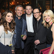 David Bernad Premiere Of IFC Films' 'The D Train' - After Party