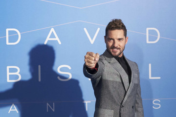 David Bisbal David Bisbal Presents New Videoclip