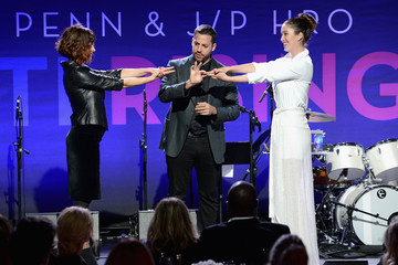 David Blaine 6th Annual Sean Penn & Friends HAITI RISING Gala Benefiting J/P Haitian Relief Organization