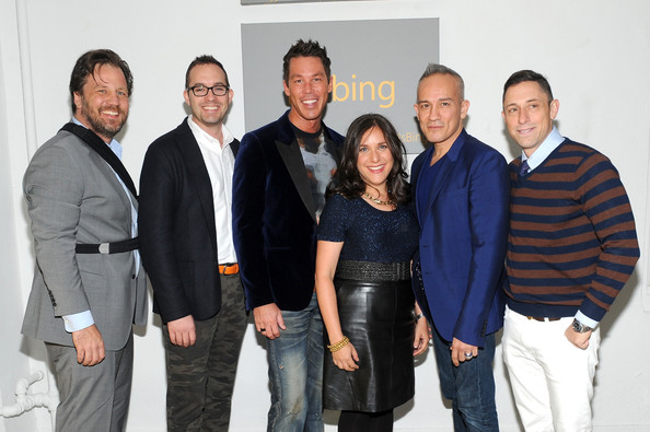 NYC Bing Redesign Panel  [social group,event,team,white-collar worker,businessperson,management,company,tourism,david bromstad,jonathan adler,ingrid abramovitch,scott erickson,michael kroll,cesar galindo,l-r,new york city,nyc bing redesign panel,redesign panel]
