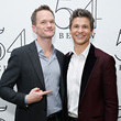 Neil Patrick Harris Supports His Man
