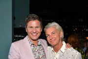 """David Burtka Celebrates The Launch Of """"The Life Is A Party Cookbook"""" In Los Angeles With The Capital One Savor® Credit Card"""