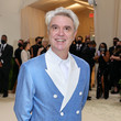 David Byrne The 2021 Met Gala Celebrating In America: A Lexicon Of Fashion - Arrivals