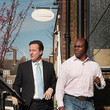 Shaun Bailey David Cameron On The Campaign Trail In London