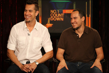 "Nick Hexum David Cook Visits Fuse's ""No. 1 Countdown"""