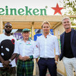 David Coulthard A Sustainable Bar To Remember: The Heineken Greener Bar Launches Ahead Of The 2021 Heineken London E-Prix Weekend