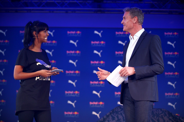 PUMA & Red Bull Racing Launch 2016 Livery & Teamwear