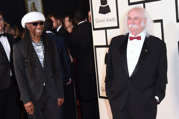 David Crosby The 58th GRAMMY Awards - Arrivals