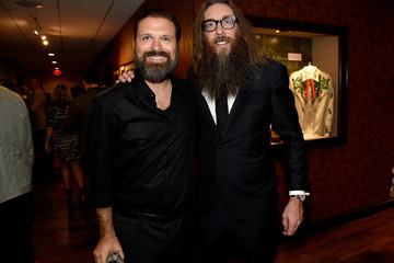 David Crowder 3rd Annual KLOVE Fan Awards At The Grand Ole Opry House -  Press Room & Backstage