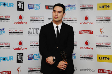 David Dallas Arrivals at the New Zealand Music Awards