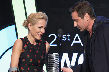 David Duchovny The 21st Annual Webby Awards - Inside