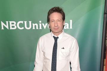 David Duchovny 2015 NBCUniversal Summer Press Day - Red Carpet