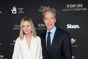 David E. Kelley G'Day USA 2020 - Arrivals